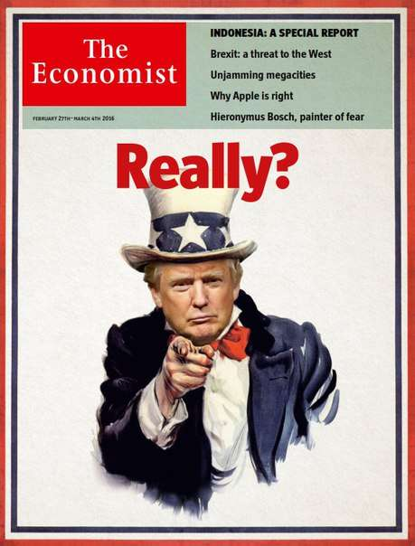 The Economist – 27th February –  4th March 2016