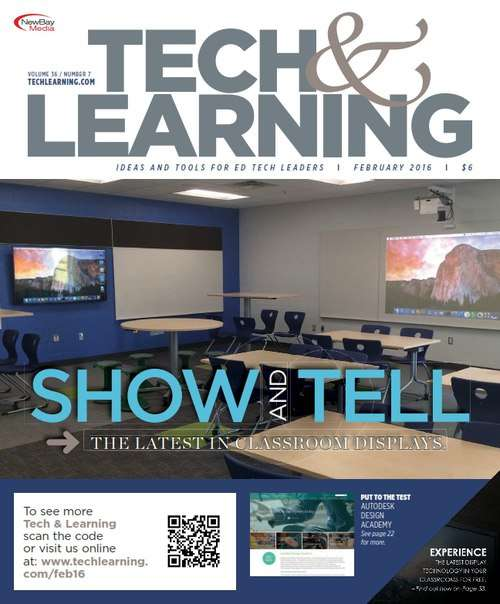 Tech & Learning – February 2016