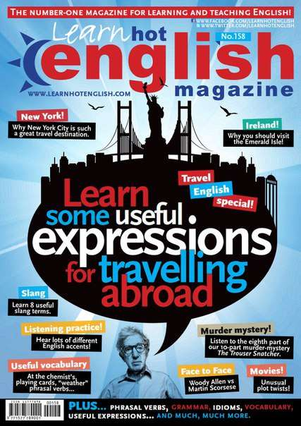 Hot English Magazine 158