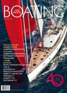 Asia-Pacific Boating – July – August 2016