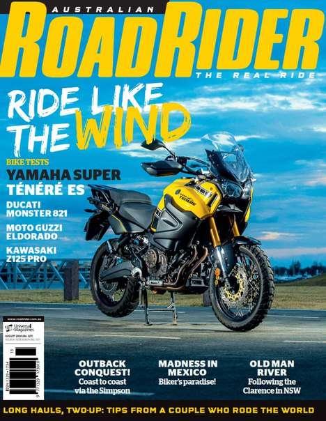 Australian Road Rider – August 2016