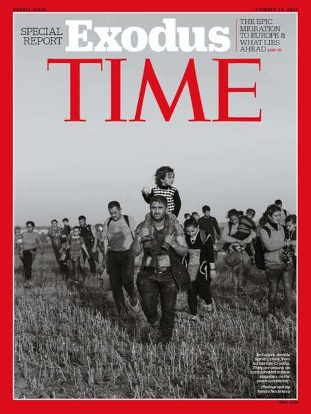 Time Magazine – October 19 2015