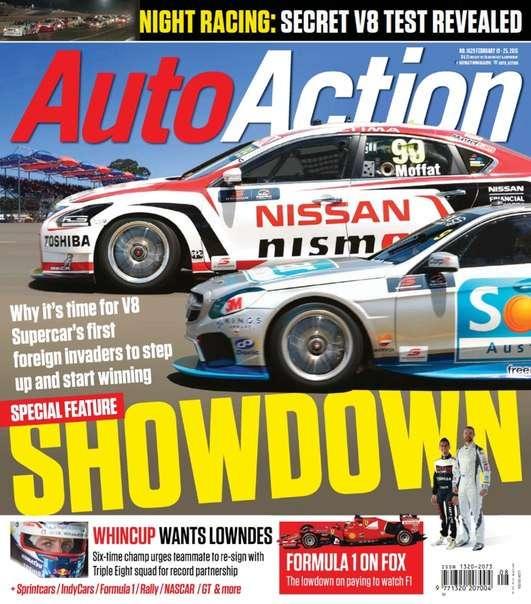 Auto Action Magazine Australia – 19 February 2015