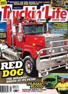 Truckin Life – March 2016