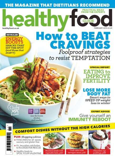 Healthy Food Guide UK – February 2015