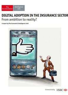 DIGITAL ADOPTION IN THE INSURANCE SECTOR From ambition to reality?