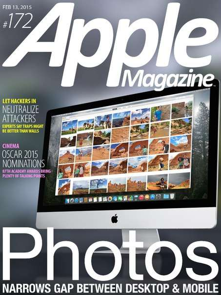 AppleMagazine Issue 172 – 13 February 2015