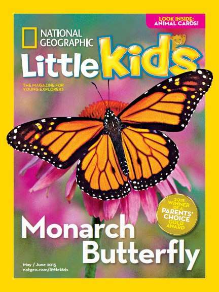 National Geographic Little Kids – May/June 2015