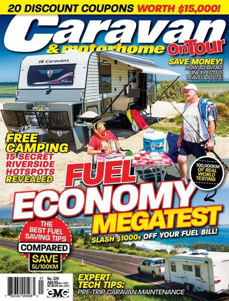 Caravan and Motorhome On Tour – Issue 229 2016