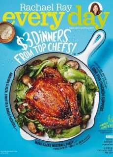 Rachael Ray Every Day – April 2016