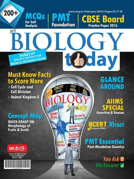 Biology Today – February 2016