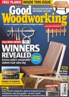 Good Woodworking – January 2016 UK