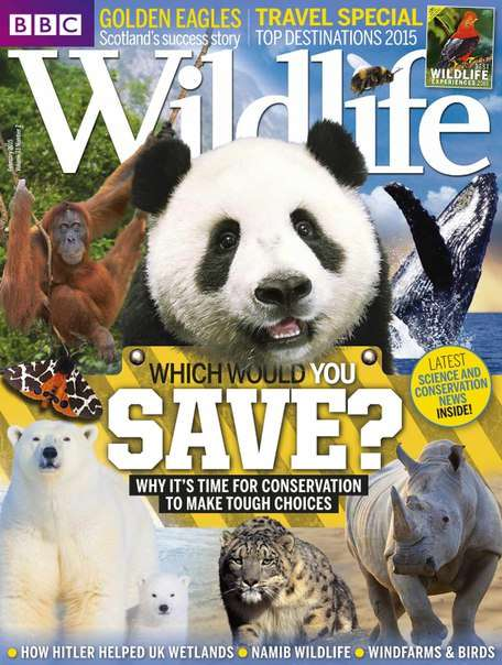 BBC Wildlife – February 2015