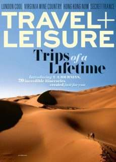 Travel Leisure – October 2015 USA