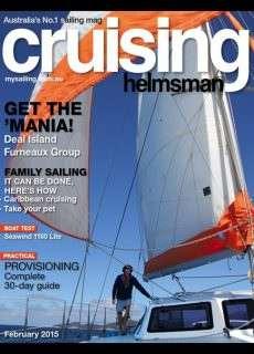 Cruising Helmsman – February 2015