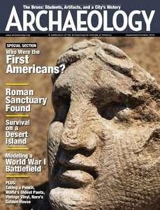 ARCHAEOLOGY September october 2014