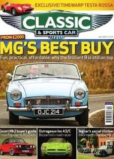 Classic & Sports Car UK – April 2015