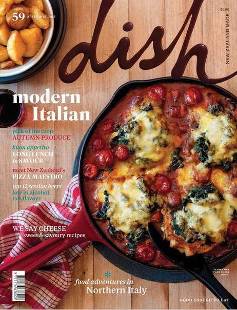 Dish New Zeland Issue 59, April May 2015