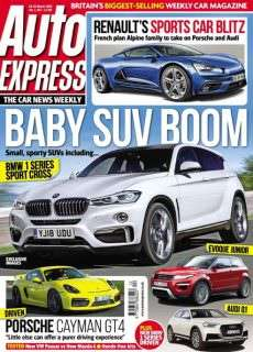 Auto Express No.1362 – 18 March 2015
