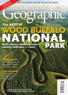 Canadian Geographic – July/August 2015