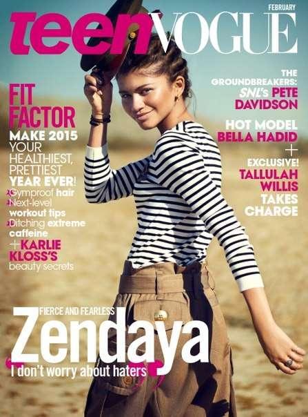 Teen Vogue – February 2015