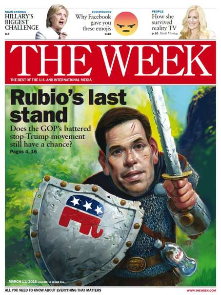 The Week USA – March 11  2016