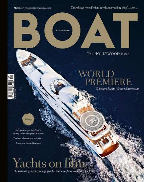 Boat International – March 2015