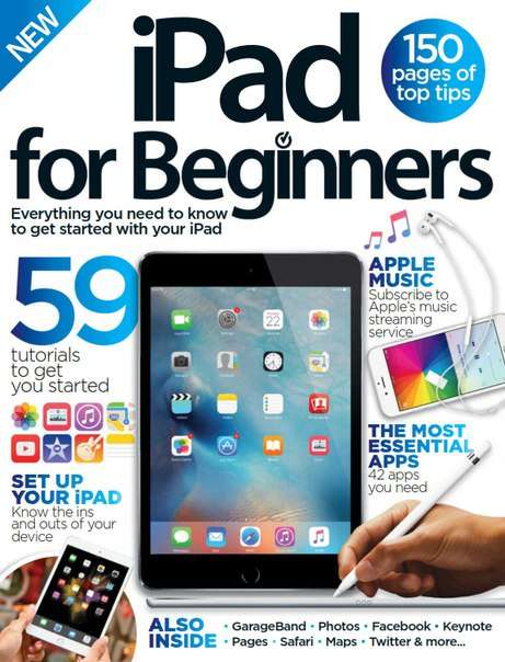 iPad for Beginners 13th ED – 2016 UK