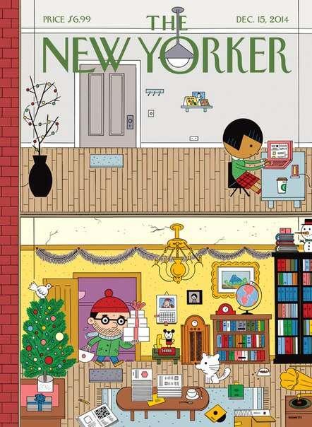The New Yorker – December 15, 2014