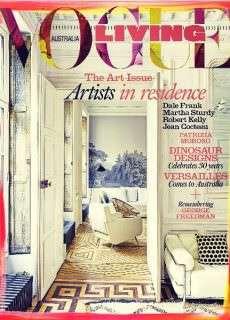 Vogue Living Australia (November-December 2016)