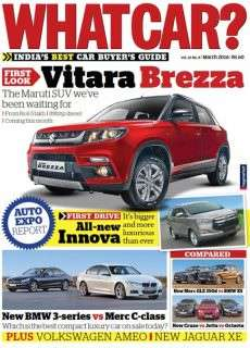 What Car India – March 2016