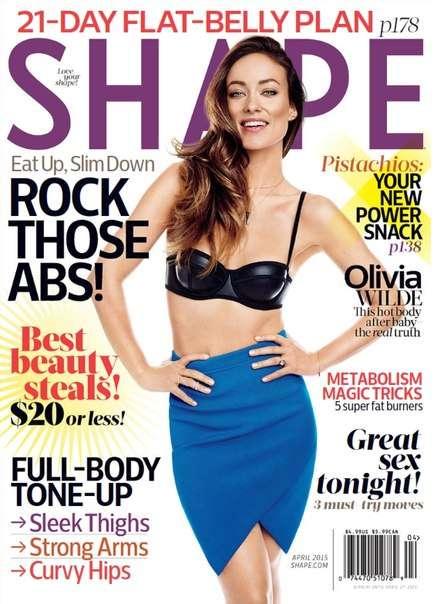 Shape USA -April 2015