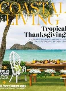 Coastal Living – November 2016