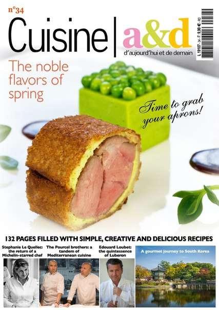 Cuisine a & d UK No 34 – April/May 2015