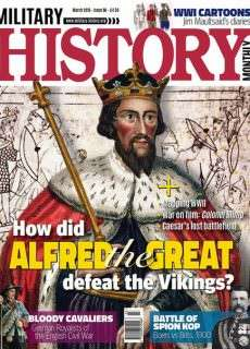 Military History Monthly 2016-03