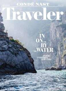Conde Nast Traveler USA – June 2016