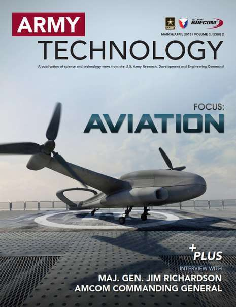 Army Technology – March/April 2015