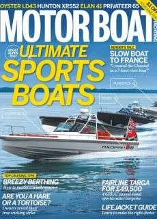 Motor Boat & Yachting – May 2015
