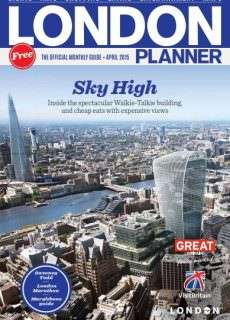 London Planner – April 2015
