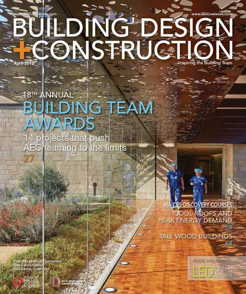Building Design Construction – April 2015