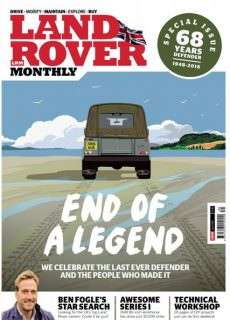 Land Rover Monthly – April 2016