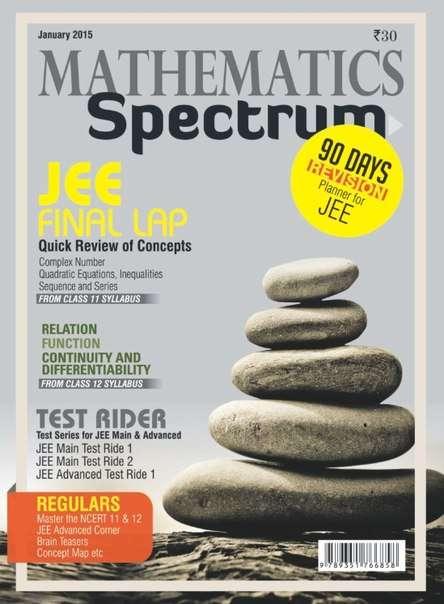 Mathematics Spectrum January 2015