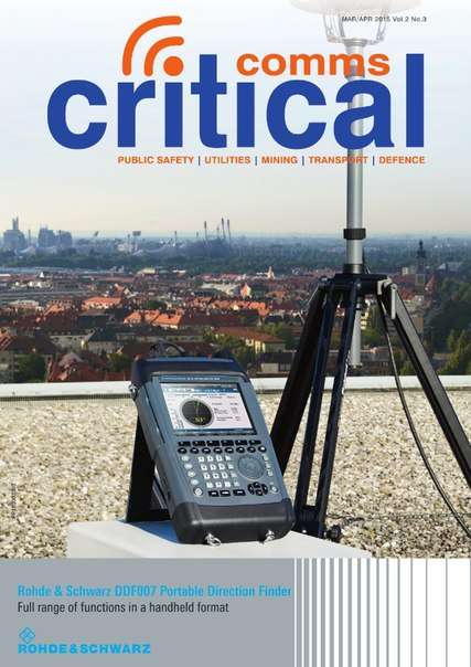 Critical Comms – March-April 2015