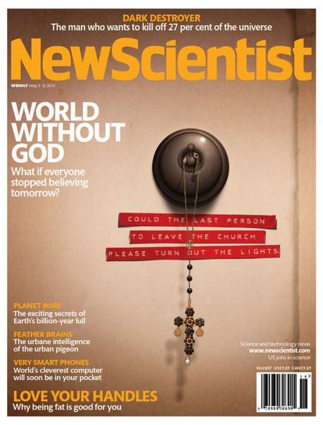 New Scientist – 3 May 2014.