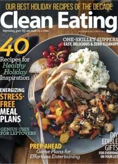Clean Eating – December 2015