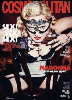 Cosmopolitan USA May – 2015