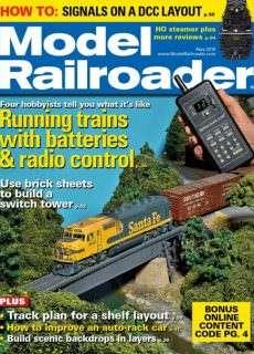 Model Railroader – May 2015