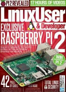 Linux User & Developer – Issue 149, 2015