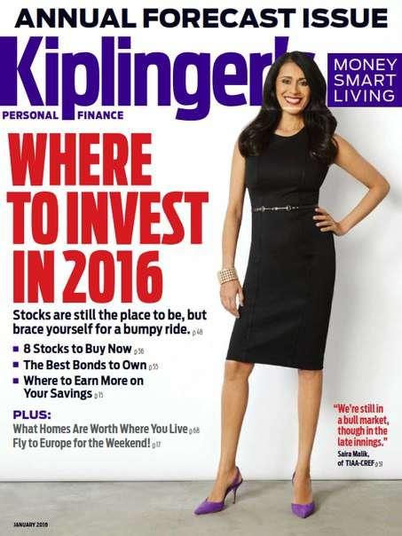 Kiplinger s Personal Finance – January 2016
