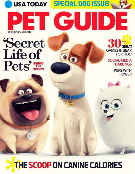 Pet Guide – Spring/Summer 2016